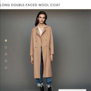 Maje brand new coat